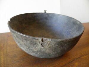 grand bol précolombienne en terre cuite culture chimu Pérou
