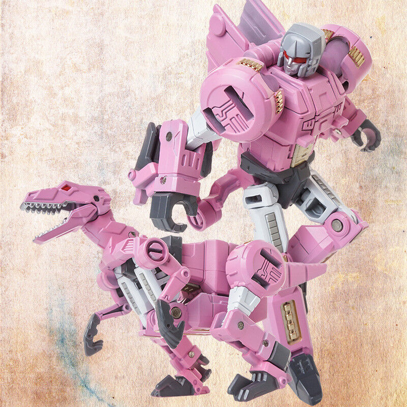 Joyeux Noël Surprise + Rex Transformation Dinobot Tyrannosaurus Rex + Tricératops Robot Figurine Articulée 9e128c