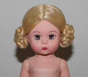 8 Madame Alexander MA Nude Dress Me Bent-Knee Doll Lt