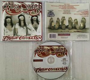 MISS DAISY PIZZA CONNECTION + DEMO 1988 CD 2011 PRODUCED EDDIE CLARKE MOTORHEAD