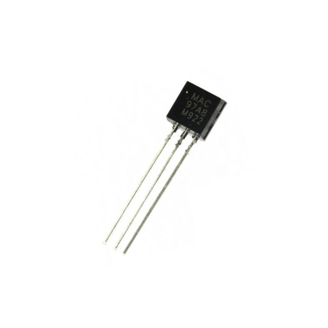 50pcs NEW MAC97A8 97A8 Logic level triac TO-92