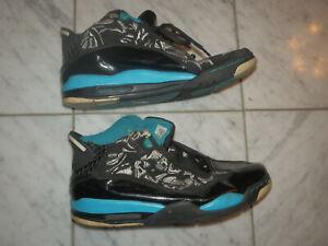 w sprzedaży hurtowej cienie Cena hurtowa Details about Nike Air Jordan Dub Zero Black White Blue Laser Men's Shoes  311046-011 Sz 13