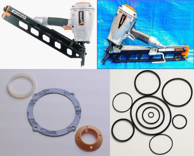 O-Ring Rebuild Kit For F350s Powermaster Plus Paslode Framing Nailer Hand Tools