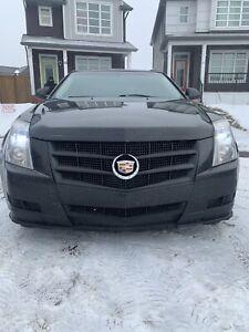 2011 Cadillac CTS black