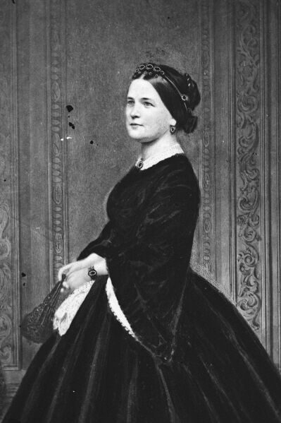 Wife of Abraham Lincoln First Lady Mary Todd Lincoln New 8x10 Photo