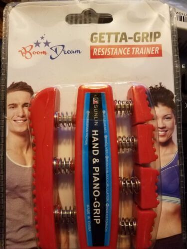 Boom Dream GettaGrip Hand Strengthener NonSlip, Hand And Arm Strength