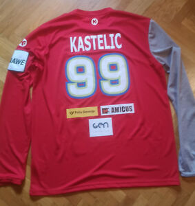 Urh-Kastelic-Match-worn-Jersey-Handball-Slovenia-National-team-with