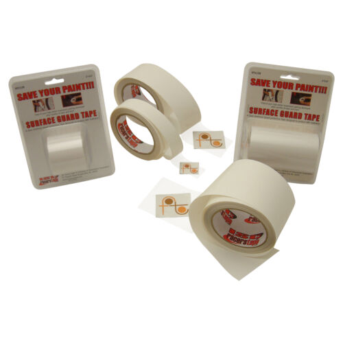 ISC Helicopter-OG Surface Guard Tape: 2 in *retail-packa Transparent x 12 ft.