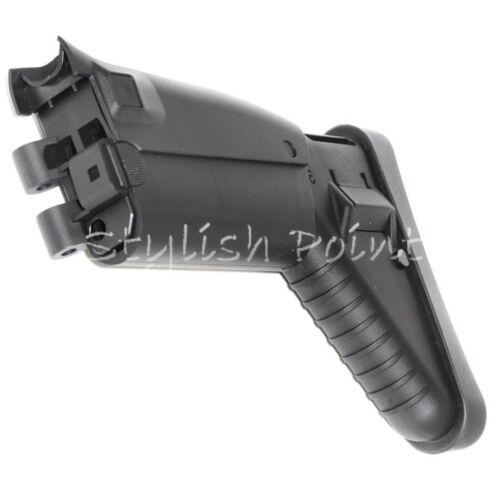 Airsoft Web CYMA 6-Positon Retractable Stock for MK16 MK17 SCAR AEG Black
