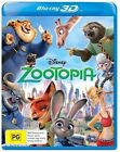 Zootopia 3d Blu-ray Region B Disney