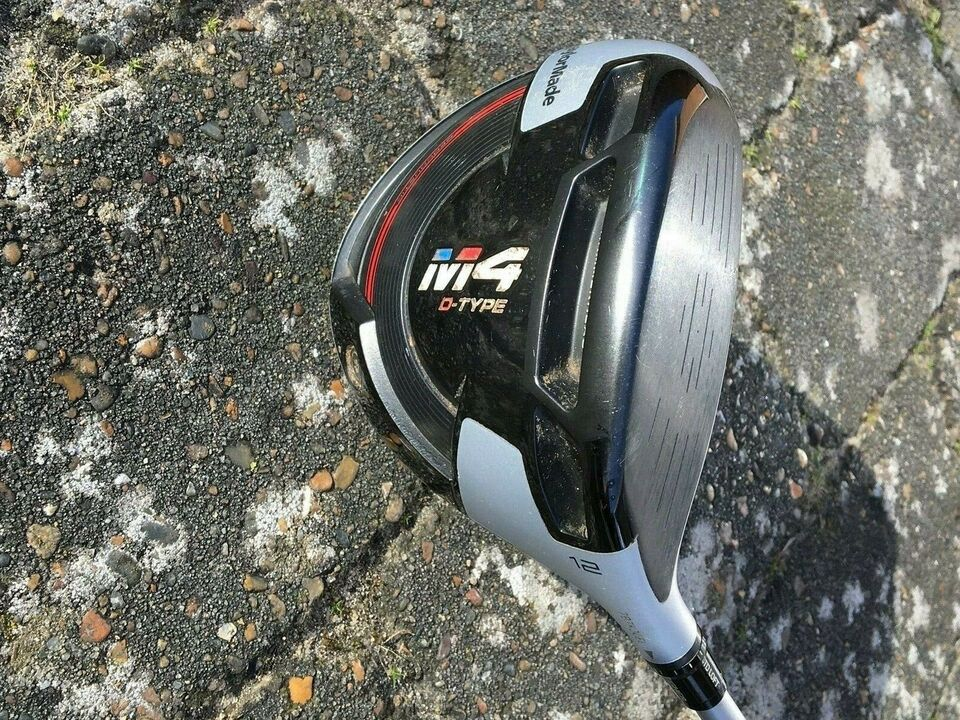 Driver, grafit, TaylorMade