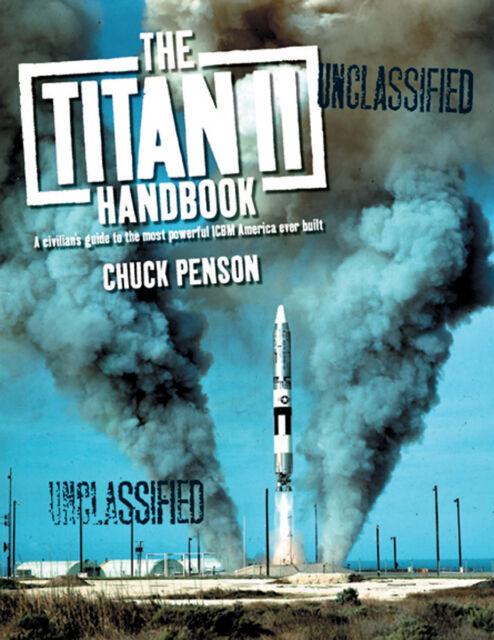 Titan II Handbook | nuclear missile ll 2 cold war atomic SAC rocket ICBM