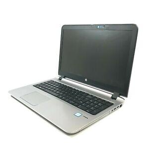"""HP ProBook 450 G3 15.6"""" Laptop i5-6200U @ 2.30GHz 4GB DDR4 128GB SSD *USB Fail"""