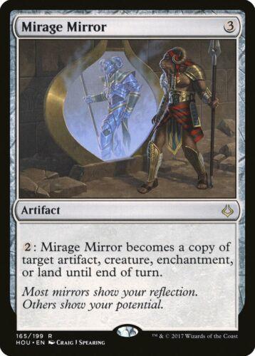 Mirage Mirror Hour of Devastation PLD Artifact Rare MAGIC MTG CARD ABUGames