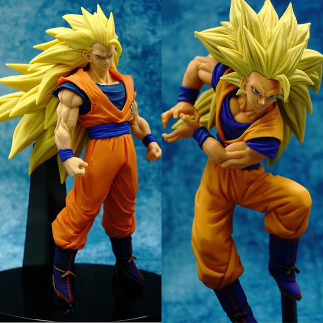 Dragon Ball Z Figurine Super Saiyan fils gokū DBZ ANIME ENFANTS COLLECTION PVC