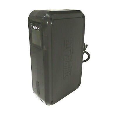Tripp-Lite OMNI900LCD Battery Backup Surge Protector 900VA 475 W