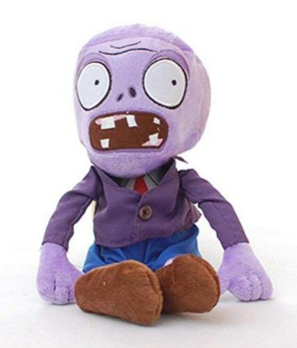Pirate Zombie Purple Pirate Seas 12 Inch Toddler Stuffed Plush Kids Toys PVZ