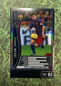Footista-2019ver-Lionel-Messi-05-06-Rookie-card-Panini-WCCF-RC-FC-Barcelona