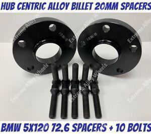 Espaciadores Rueda Aleación 15mm X 4 BMW F32 F33 F36 M14X1.25 casilleros B BIMECC