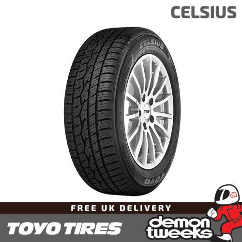 205 55 16 94V XL Extra Load 1 x Toyo Celsius All Season Road Tyre