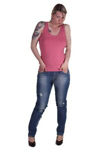 Jeans Disciplined Blend-she 6400-750 Vintage-jeans Stone-used Buy One Get One Free