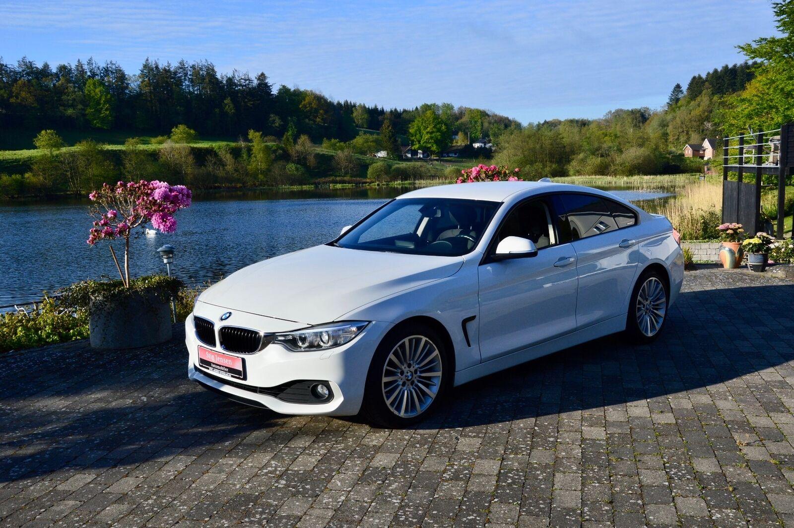 BMW 430d 3,0 Gran Coupé aut. 5d - 339.900 kr.