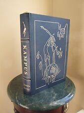 Kampus by James Gunn Easton Press Collector's Edition 1986