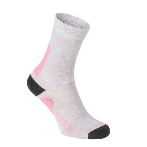 Craghoppers Nosilife Insect Repellent Adventure Sock Womens
