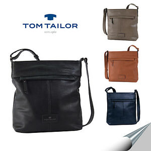 tom tailor tasche schultertasche umh ngetasche crossbag miripu schwarz neu ebay. Black Bedroom Furniture Sets. Home Design Ideas