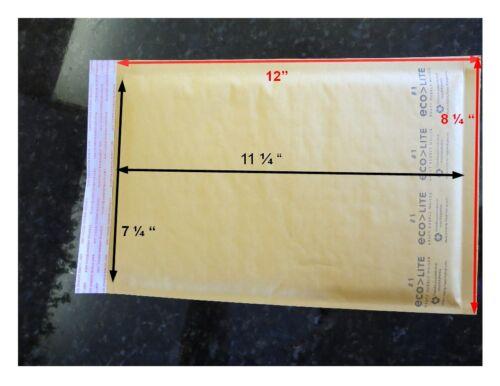 Padded,5x10 Shipping Envelopes Kraft Bubble Mailers Self Sea 6x10 7x12