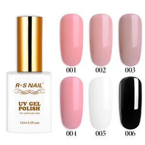 RS-Nail-Gel-Smalto-UV-LED-Soak-off-base-in-gomma-2-funzioni-nel-1-15ml