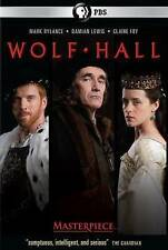 Wolf Hall (DVD, 2015, 3-Disc Set)