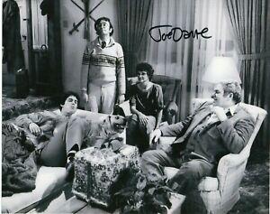 Foto-autografata-Joe-Dante-Gremlins-Signed-Autografo-Regista-Director-Cinema