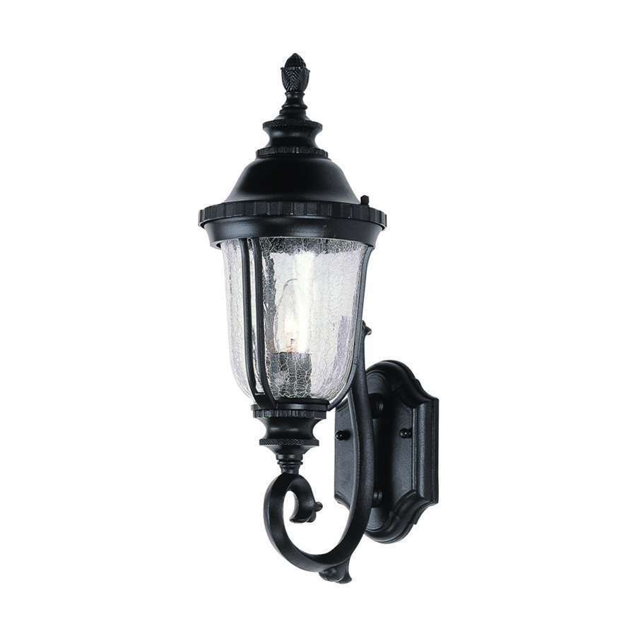 Trans Globe Crackle Crackle Crackle Glass 20 inch Outdoor Wall Lantern - 4021 RT 9f8bee