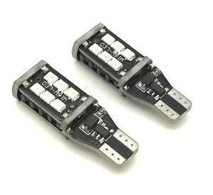Acheter Pas Cher Feu De Recul Ampoule Remplacement 15 Smd Led W16w T15 955 921 Pour Audi Q7 06-09 Haute Qualité