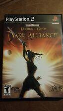 Baldur's Gate Dark Alliance 1 - PS2 playstation 2