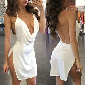 Image is loading Hot-Evening-Party-Bandage-Bodycon-Women-Cocktail-Summer- 79266a0d7
