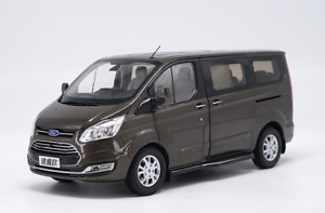 1 18 Jiangling ford manufacturer, Ford Tourneo alloy car model Gift collection