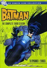 Batman: The Complete Third Season [2 Discs] (2007, REGION 1 DVD New)