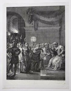 Claudine-Bouzonnet-Stella-1641-1697-Jesus-Christ-great-christianity-engraving