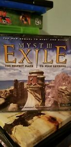Myst III: Exile (Windows/Mac, 2001)