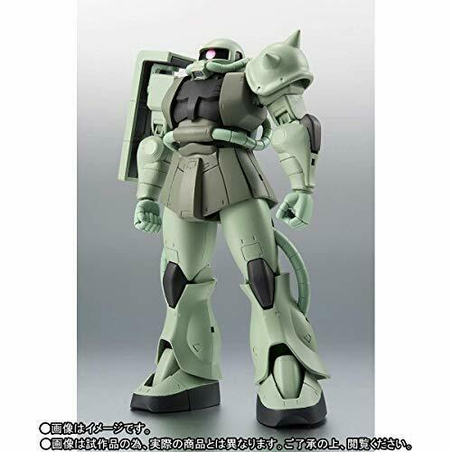 Robot Spirits Side MS MS-06 Mass Production Production Production Type Zaku ver. A.N.I.M.E primero Touc 5ec689