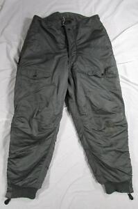 Vtg-50s-60s-US-Air-Force-F-1B-Stenciled-Flight-Pants-Trousers-Vietnam-War-Rare