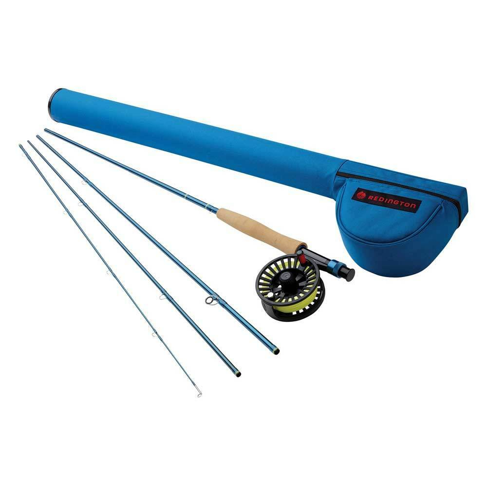 Redington Crosswater Fly  Fishing Combo 490-4 9'0  4wt 4pc  online store