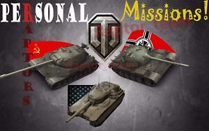 World-of-Tanks-Personal-Missions-WOT-Object-260-T55A-Concept-Not-Bonus-Code