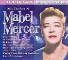 Only the Best of Mabel Mercer [Box] by Mabel Mercer (CD, Nov-2008, 6 Discs, Collectables)