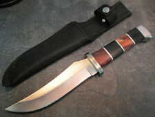 "10 1/2"" Jeweled Handle Hunting Knife 210890"