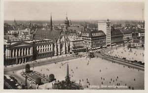 Postkarte-Leipzig-Blick-vom-Europahaus