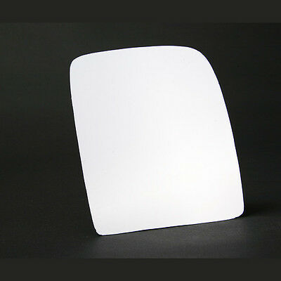 Right Driver side Wide Angle wing mirror glass for Citroen Dispatch 07-16 heated