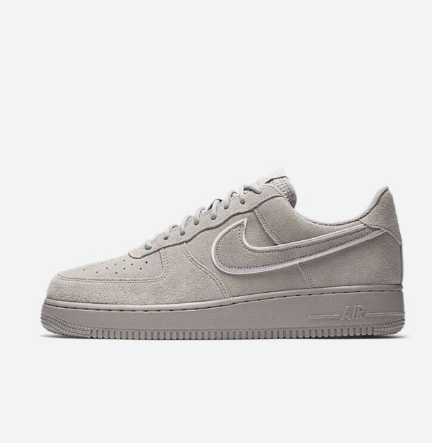 new style 201d1 f4f20 Nike Men s Size 11 Air Force 1 High  07 LV8 Suede Atmosphere Grey AA1118 003